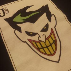DC Comic's Joker Crew Neck Sweatshirt